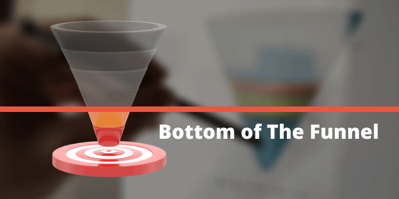 Bottom of The Funnel