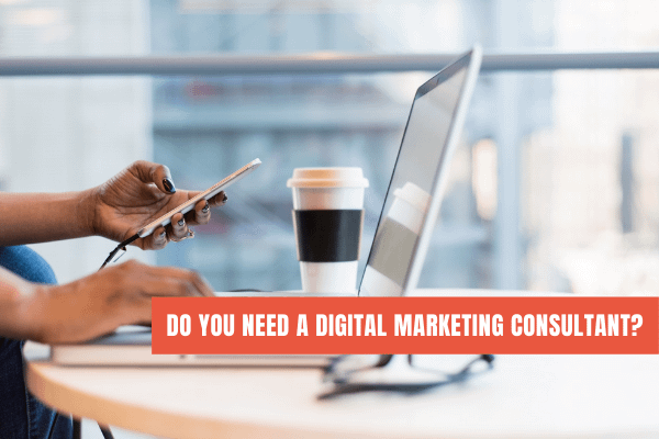 Do You Need A Digital Marketing Consultant