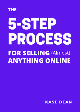 5 Step Process Cover