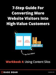 Converting Website Visitors Workbook 4