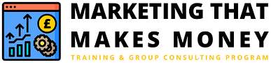 Marketing That Makes Money Group Program Logo