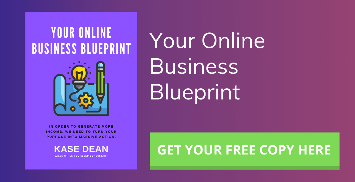 Your Online Business Blueprint - CTA BANNER