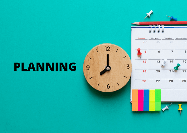 Kase Dean - Planning