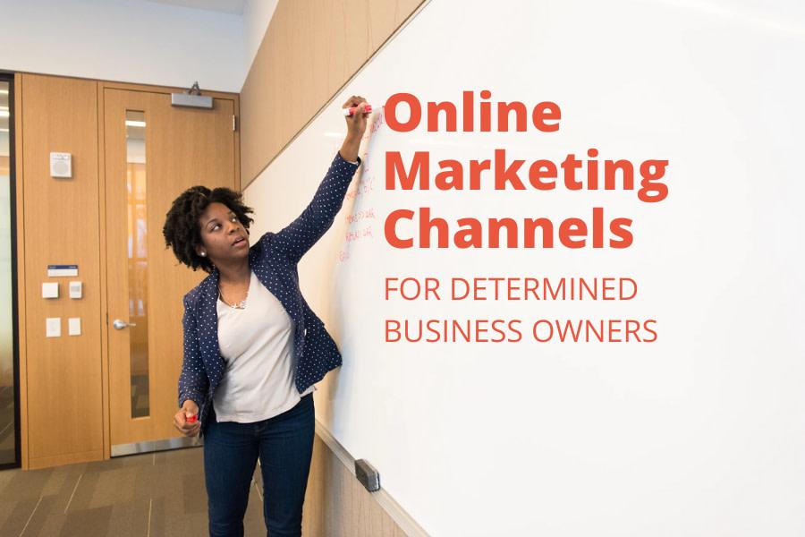 online marketing channels kd
