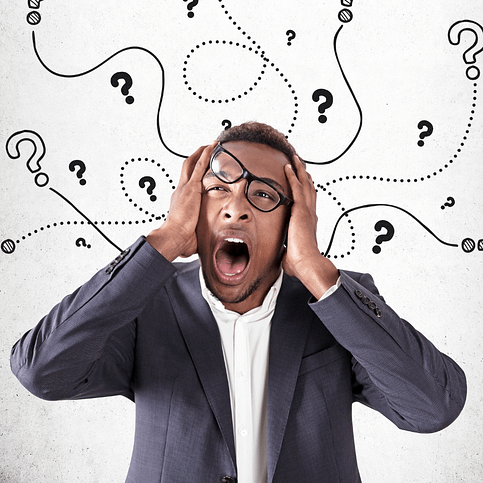 Marketing confusion and overwhelm